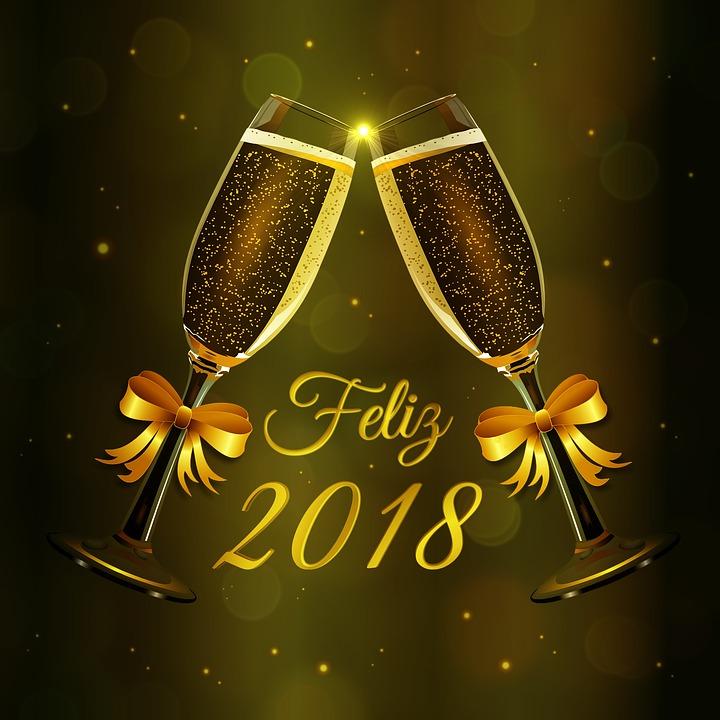 Feliz 2018 en Hotel La Curva